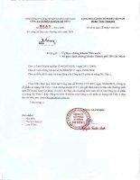 Báo cáo thường niên năm 2014 - Công ty Cổ phần Xi Măng Hà Tiên 1