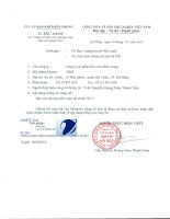 Báo cáo thường niên năm 2013 - Công ty cổ phần Kim khí miền Trung