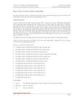Báo cáo tài chính quý 2 năm 2011 (đã soát xét) - Công ty cổ phần Kim khí miền Trung