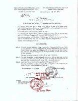 Báo cáo tài chính quý 4 năm 2015 - Công ty Cổ phần Xi Măng Hà Tiên 1