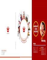 Báo cáo thường niên năm 2012 - Công ty Cổ phần Tập đoàn Kido