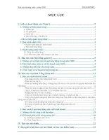Báo cáo thường niên năm 2009 - Công ty Cổ phần Đầu tư và Dịch vụ Khánh Hội