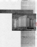 Báo cáo thường niên năm 2012 - Công ty Cổ phần Cơ điện và Xây dựng Việt Nam