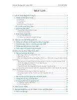 Báo cáo thường niên năm 2008 - Công ty Cổ phần Đầu tư và Dịch vụ Khánh Hội