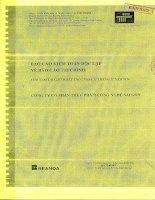 Báo cáo tài chính năm 2014 (đã kiểm toán) - CTCP Thực phẩm Công nghệ Sài Gòn