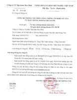 Nghị quyết Hội đồng Quản trị - Công ty cổ phần Tập đoàn Hòa Phát