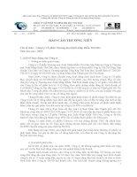 Báo cáo thường niên năm 2010 - Công ty Cổ phần Hợp tác Lao động với Nước ngoài