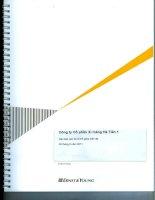 Báo cáo tài chính quý 2 năm 2011 (đã soát xét) - Công ty Cổ phần Xi Măng Hà Tiên 1