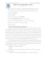 Báo cáo thường niên năm 2011 - Công ty Cổ phần Sách và Thiết bị trường học Long An