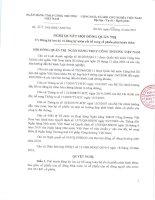 Nghị quyết Hội đồng Quản trị ngày 18-10-2010 - Ngân hàng Thương mại Cổ phần Công thương Việt Nam