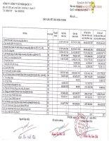 Báo cáo tài chính quý 3 năm 2014 - Công ty Cổ phần Địa ốc 11
