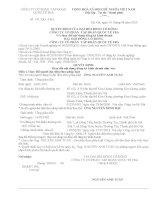 Nghị quyết Hội đồng Quản trị - Công ty Cổ phần Tập đoàn Quốc tế FBA