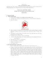 Báo cáo thường niên năm 2014 - Công ty Cổ phần Dược Đồng Nai