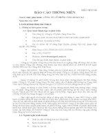 Báo cáo thường niên năm 2007 - Công ty cổ phần Cảng Đoạn Xá