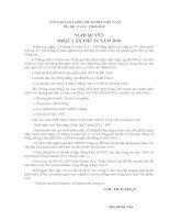 Nghị quyết Hội đồng Quản trị ngày 22-02-2011 - Công ty Cổ phần Sách Giáo dục tại Tp. Đà Nẵng