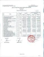 Báo cáo tài chính công ty mẹ quý 2 năm 2013 - Công ty Cổ phần Sản xuất Thương mại May Sài Gòn