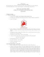 Báo cáo thường niên năm 2012 - Công ty Cổ phần Dược Đồng Nai