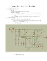 Mạch sạc acquy, mạch cảnh báo acquy 12V, code cảnh báo và hiển thi LCD