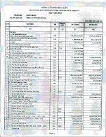 Báo cáo tài chính quý 2 năm 2012 - Công ty Cổ phần Đệ Tam