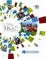 Báo cáo thường niên năm 2014 - Công ty cổ phần Xây dựng và Kinh doanh Địa ốc Hoà Bình