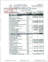Báo cáo tài chính quý 2 năm 2011 - Công ty Cổ phần Chế biến Gỗ Thuận An