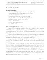 Báo cáo thường niên năm 2012 - Công ty Cổ phần Sách Giáo dục tại Tp. Đà Nẵng