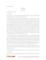 Soạn bài lớp 8: Lão Hạc