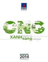 Báo cáo thường niên năm 2014 - Công ty cổ phần CNG Việt Nam