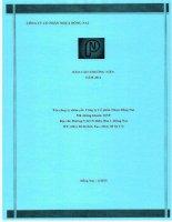 Báo cáo thường niên năm 2014 - Công ty Cổ phần Nhựa Đồng Nai