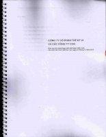 Báo cáo tài chính hợp nhất năm 2013 (đã kiểm toán) - Công ty cổ phần Thế kỷ 21