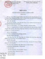 Nghị quyết Đại hội cổ đông thường niên - Công ty Cổ phần Sách Giáo dục tại Tp. Đà Nẵng