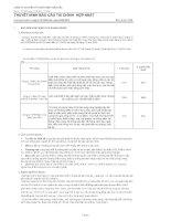 Báo cáo tài chính quý 2 năm 2009 - Công ty cổ phần Kỹ thuật điện Toàn Cầu