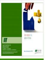 Báo cáo thường niên năm 2009 - Công ty Cổ phần Chế biến Gỗ Đức Thành