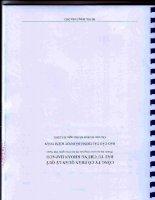 Báo cáo tài chính năm 2011 (đã kiểm toán) - Công ty Cổ phần Quản lý quỹ Thái Bình Dương