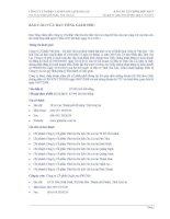 Báo cáo tài chính hợp nhất quý 4 năm 2011 - Công ty cổ phần Gia Lai CTC