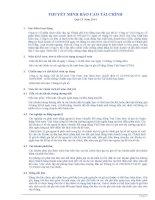 Báo cáo tài chính quý 4 năm 2014 - Công ty Cổ phần Sách Giáo dục tại Tp. Đà Nẵng