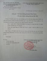 Báo cáo tài chính quý 4 năm 2014 - Công ty Cổ phần Sách Giáo dục tại Tp.Hà Nội