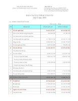 Báo cáo tài chính quý 2 năm 2009 - Công ty Cổ phần Sách Giáo dục tại Tp. Đà Nẵng