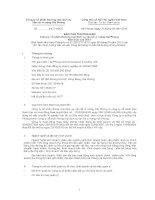 Báo cáo thường niên năm 2013 - Công ty Cổ phần Thương mại Dịch vụ Vận tải Xi măng Hải Phòng