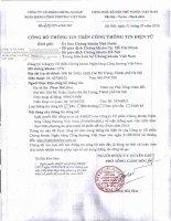 Nghị quyết Hội đồng Quản trị - Công ty cổ phần Chứng khoán Ngân hàng Công thương Việt Nam
