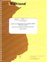 Báo cáo tài chính công ty mẹ quý 2 năm 2012 (đã soát xét) - Công ty Cổ phần Đầu tư và Phát triển Nhà đất COTEC
