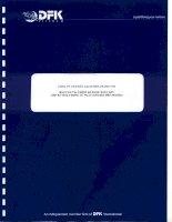 Báo cáo tài chính quý 2 năm 2012 (đã soát xét) - Công ty Cổ phần Gạch men Chang Yih