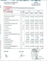Báo cáo KQKD quý 4 năm 2010 - Công ty cổ phần Đầu tư và Phát triển Cảng Đình Vũ