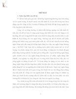 Luận văn Nâng cao chất lượng tín dụng tại ngân hàng Nông Nghiệp và phát triển Nông Thôn Việt Nam chi nhánh Tràng An, Hà Nội