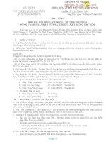 Nghị quyết Đại hội cổ đông thường niên - Công ty Cổ phần Đầu tư Phát triển - Xây dựng số 2