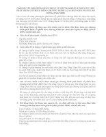 Nghị quyết Hội đồng Quản trị ngày 9-12-2009 - Công ty Cổ phần Chứng khoán Thành phố Hồ Chí Minh