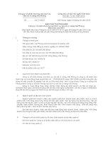 Báo cáo thường niên năm 2014 - Công ty Cổ phần Thương mại Dịch vụ Vận tải Xi măng Hải Phòng
