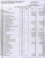 Báo cáo tài chính quý 3 năm 2015 - Công ty Cổ phần Bản đồ và Tranh ảnh Giáo dục