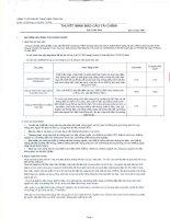 Báo cáo tài chính công ty mẹ quý 3 năm 2010 - Công ty cổ phần Kỹ thuật điện Toàn Cầu