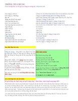 Báo cáo tài chính hợp nhất quý 3 năm 2011 - Công ty Cổ phần Khoáng sản & Xi măng Cần Thơ
